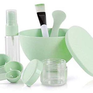 Face mask mixing tool kit